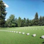 Slávnostne sprístupnia vojenský cintorín