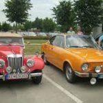 Stretnutie historických vozidiel
